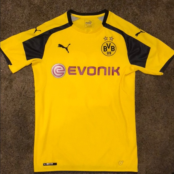 finest selection 4a63c 23e62 2016/17 Christian Pulisic Borussia Dortmund Jersey